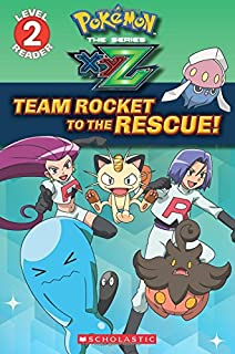 Book Cover: Team Rocket to the Rescue!