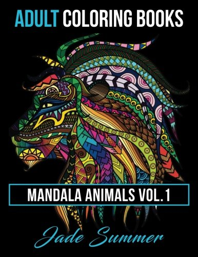 Mandala Animals And Stress Relieving Patterns Vol 1