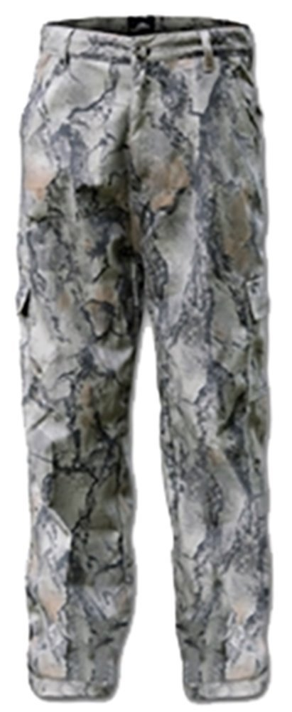 Natural Gear Camo Pants for Youth, Lightweight 6-Pocket Hunting Pants, Made with Cotton/Poly Ripstop Material (Medium) by Natural Gear