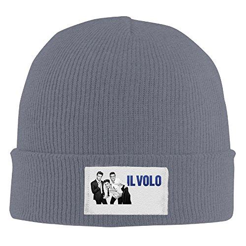 Creamfly Mens&Women Grande Amore Il Volo Wool Watch Cap