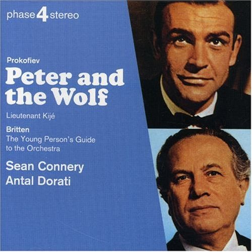Prokofiev: Peter And The Wolf / Lieutenant Kije / Britten: The Young Person's Guide to the Orchestra by Decca