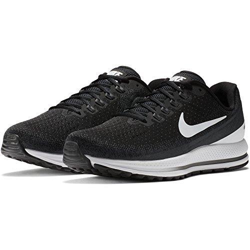 venta online 60% de liquidación nueva apariencia Buy Nike Men s Air Zoom Vomero 13 Running Shoe Wide 2E Black  White-Anthracite at Amazon.in