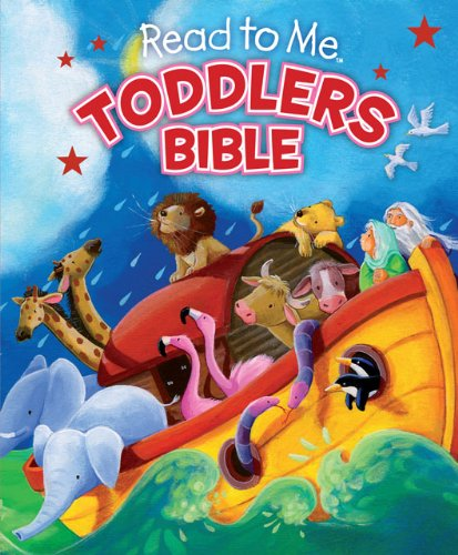 (Read to Me Toddlers Bible)