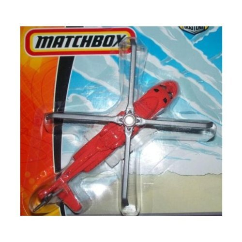 Matchbox Sky Busters Sikorsky S-92 by Mattel