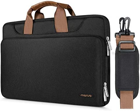 MOSISO Protective Compatible Polyester Briefcase product image