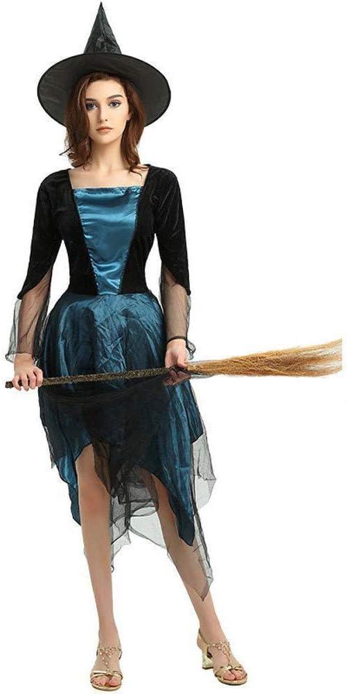 Fashion-Cos1 Para Mujer del Vestido gótico Vampiro Reina Cosplay ...
