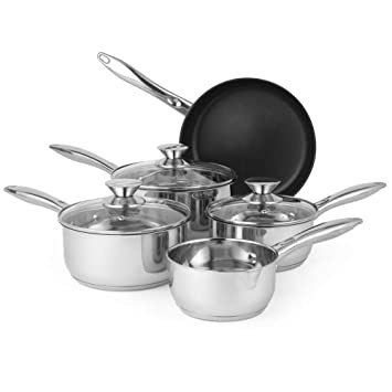 Russell Hobbs BW06572 Classic Collection - Juego de sartenes (5 ...