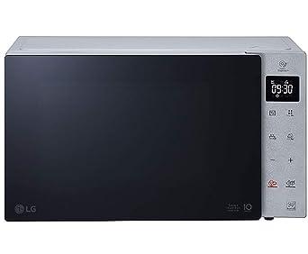 LG MH6535GIT - Microondas con grill (tecnología Smart Inverter, 25 ...