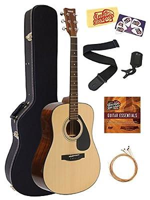Yamaha Dreadnought Acoustic Guitar Bundles