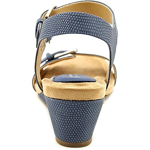 Giani Bernini Womens Bryana Open Toe Casual Platform Sandals Maritime z8OA4RXI