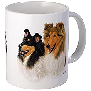 CafePress Rough Collie Mug Unique Coffee Mug, Coffee Cup 20