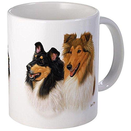 (CafePress Rough Collie Mug Unique Coffee Mug, Coffee Cup)