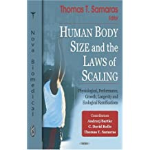 Human Body Size and the Laws of Scaling