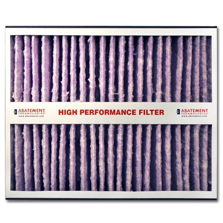 Abatement Technologies H105UVR MERV 13 Filter - 20x25x5