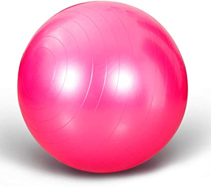 45CM Pelota Suiza o Gym Ball. Bola para Pilates, Yoga, Fitness ...