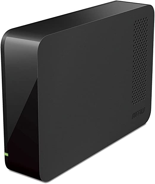 BUFFALO USB3.0用 AV向けドライブ採用 高耐久 外付けHDD 3TB HD-LL3.0U3-BKE