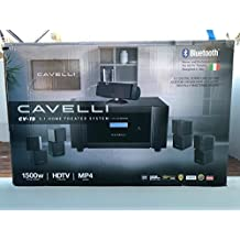 CAVELLI CV-19 HOME THEATER SYSTEM