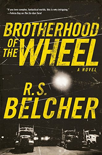 Image of The Brotherhood of the Wheel: A Novel