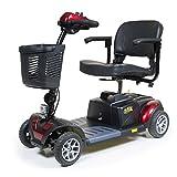 Golden Technologies Buzzaround XL 4 Wheel Power Scooter - GB147 with FREE ACCESSORIES