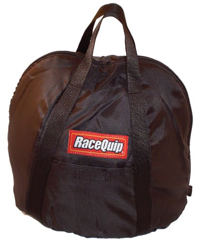 RaceQuip 300003 Black Heavy-Duty Helmet Bag