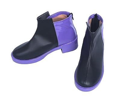 Amazon.com: zunpeng Ouma Kokichi Cosplay zapatos Botas de ...