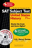 SAT United States History, Gary Land and Michelle DenBeste, 0738602965