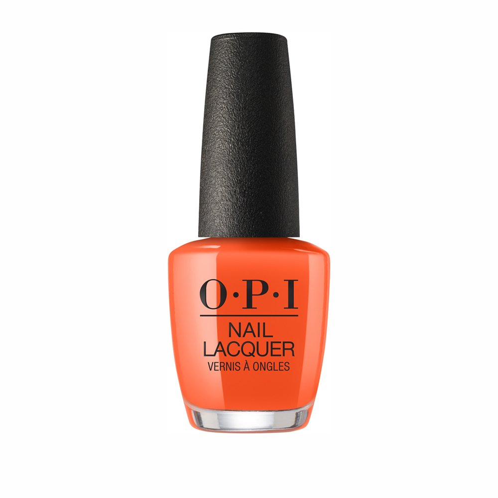 Amazon.com: OPI Nail Lacquer, Santa Monica Beach Peach, 0.5 fl. oz ...