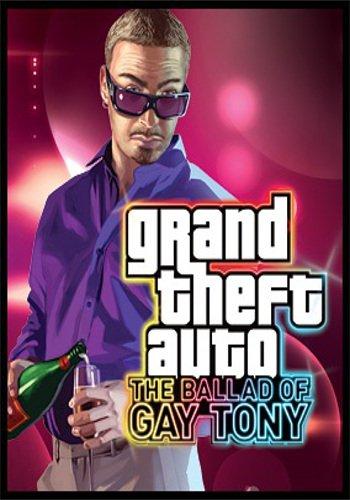 Grand Theft Auto IV: The Ballad of Gay Tony - PS3 [Digital Code]