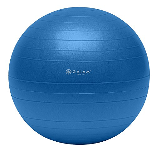 Used, Gaiam Total Body Balance Ball Kit - Includes 75cm Anti-Burst for sale  Delivered anywhere in USA
