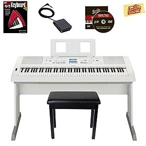 Yamaha DGX-660 Digital Piano bundles