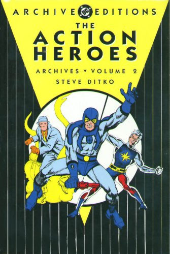Archives Action Heroes (Action Heroes Archives, Vol. 2 (DC Archives Edition))