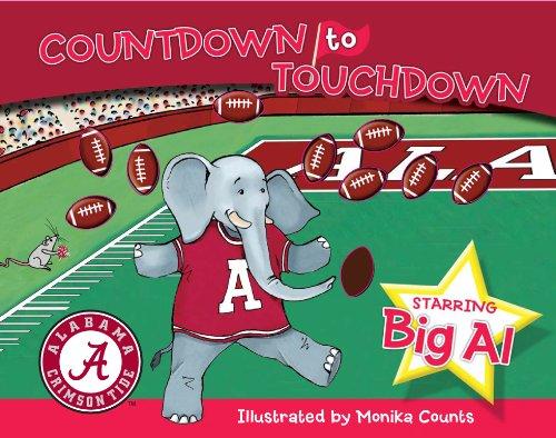 Alabama Countdown to Touchdown pdf