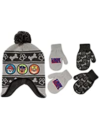 Little Boys Paw Patrol Character Hat and 2 Pairs of...