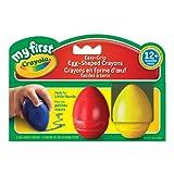 Crayola My First Crayola Palm Grip Egg Crayon
