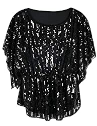 Sparkly Beaded Evening Top