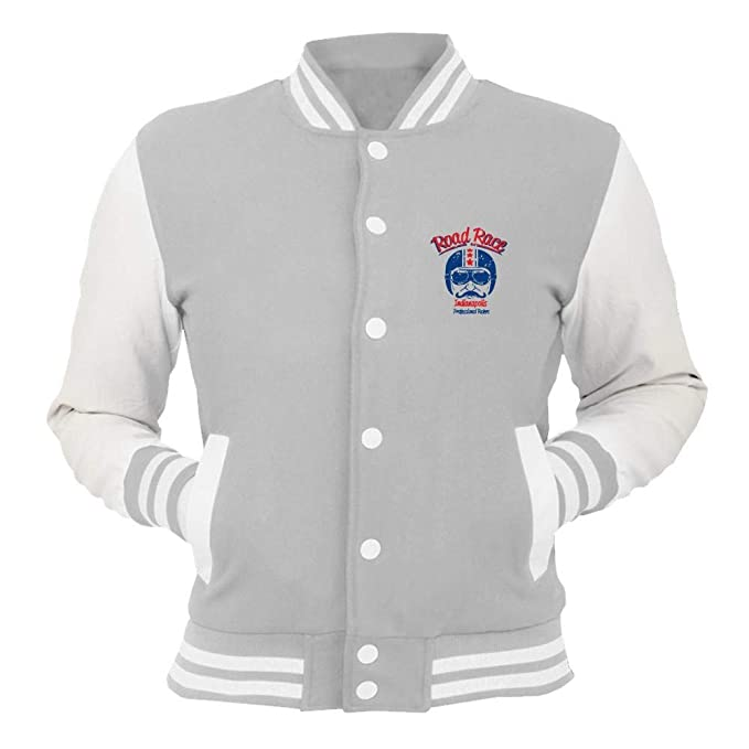 Speed Shirt College Jacket TB0491 Vintage Race Car and ...
