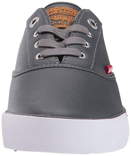 Levis Mens Ethan Cactussen Sneaker Houtskool
