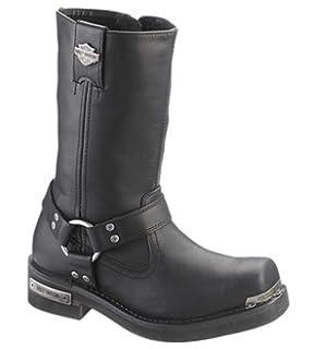 49c2f06a114 Amazon.com | Harley-Davidson Men's Bill Steel Toe Harness Boot ...