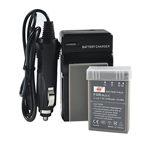 DSTE PS BLS5 Battery Charger Adapter