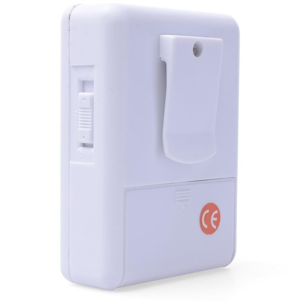 Mengshen Entry Door Bell Alarm Chime Doorbell Wireless IR Infrared Monitor Sensor Detector Split Alarm MS-YBQ03 by Mengshen (Image #6)