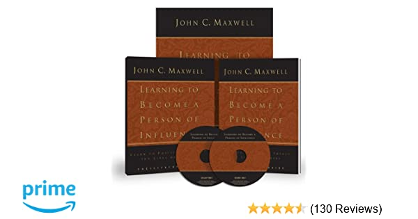 Becoming a Person of Influence DVD Curriculum: John C. Maxwell ...