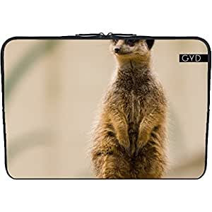 "Funda de neopreno portátil 13.3"" pulgadas - Meerkat by WonderfulDreamPicture"