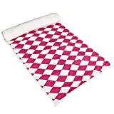 Meditation Mat Yoga Accessories Cushioned Cotton with Bag Bottle Holder Strap