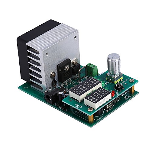 (Constant Current Electronic Load Battery Capacity Tester Module 9.99A 60W 30V)