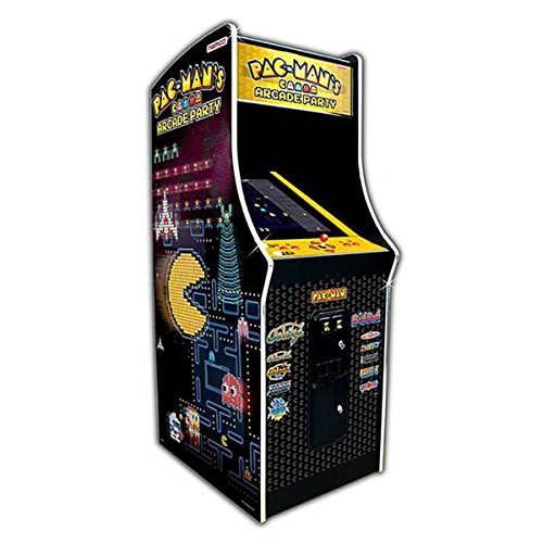 Namco Pac-Mans Arcade Party Coin-Op Upright Game Cabinet (Arcade Machines Namco)