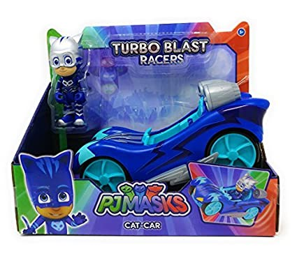 Pj Masks Turbo Blast Racers - CAT-CAR