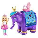 Barbie Dreamtopia Chelsea Doll & Royal Elephant