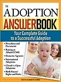 Adoption Answer Book, Brette McWhorter Sember, 1572486074