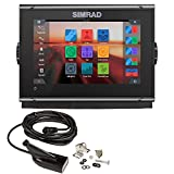 Simrad GO7 XSR 7'' Multifunction Display - HDI Transducer
