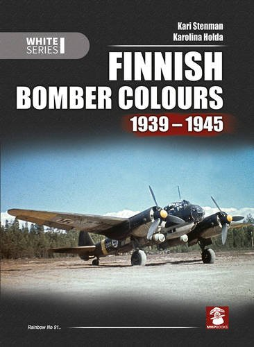 Finnish Bomber Colours 1939-1945 (White (Finnish Air)